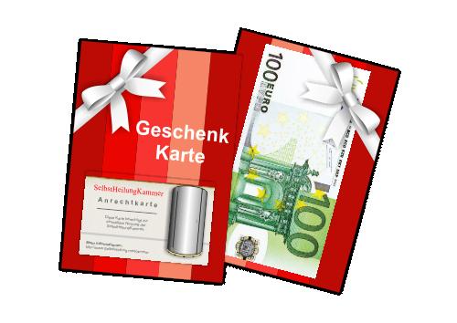 SelbstHeilungKammer Geschenkkarte
